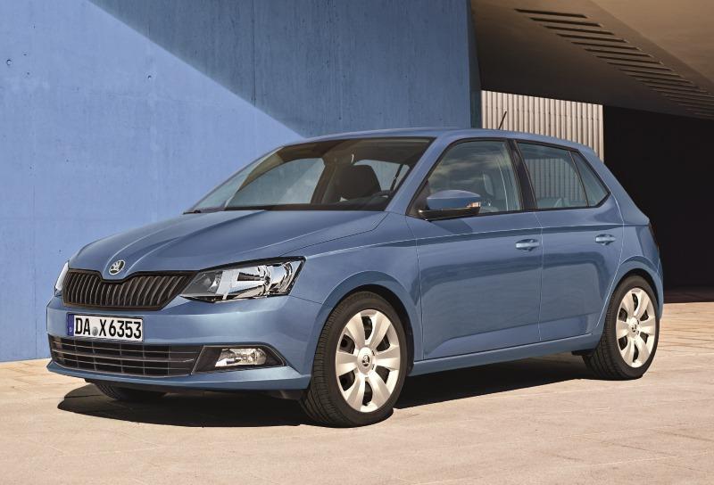 Škoda Fabia Cool Plus