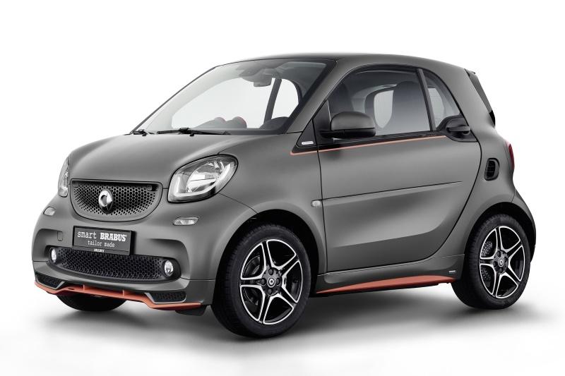 smart | BRABUS edition asphaltgold