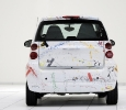 smart fortwo sprinkle by Rolf Sachs
