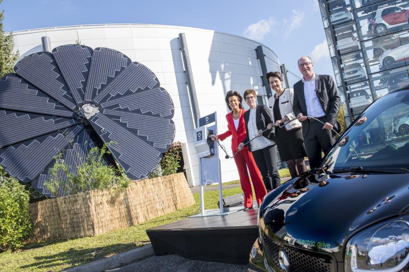 smart Werk Hambach feiert 20. Jubiläum 2017