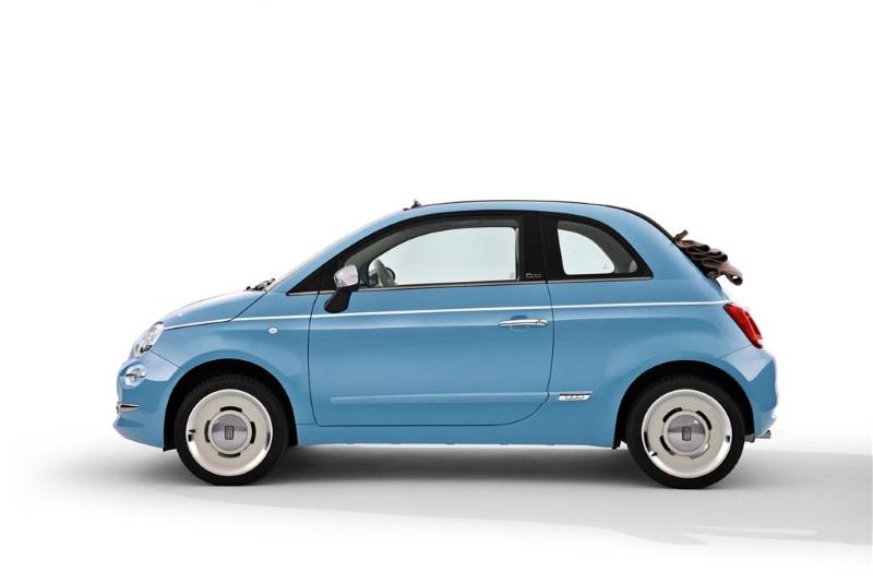 Sondermodell Fiat 500 Spiaggina '58