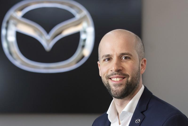 Stefan Kampa, Mazda