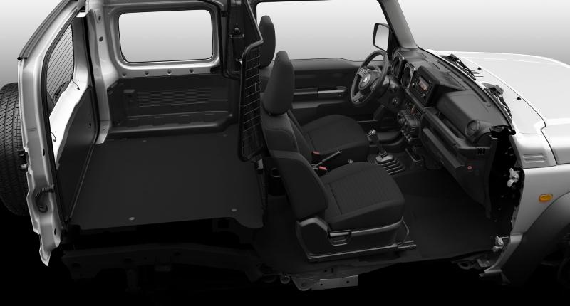 Suzuki Jimny, Suzuki Jimny Nutzfahrzeug startet im Frühjahr 2021, Kleinwagenblog | Informationen über Autos bis 4 Meter
