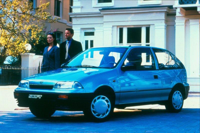 Suzuki Swift von 1989