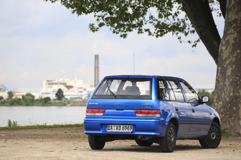Suzuki Swift 2te Generation