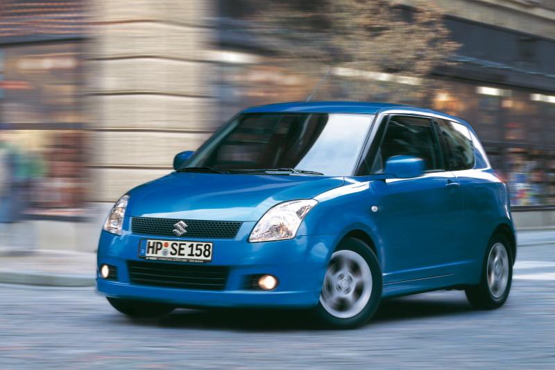 Suzuki Swift 3te Generation