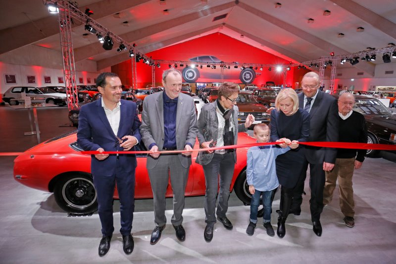 Toyota Collection in Köln eröffnet