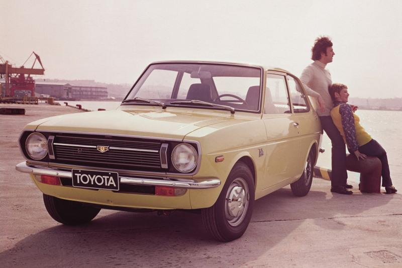 Toyota Publica 1969-1978