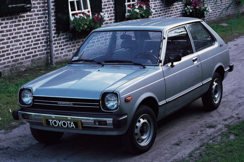 Toyota Starlet 1978-1980