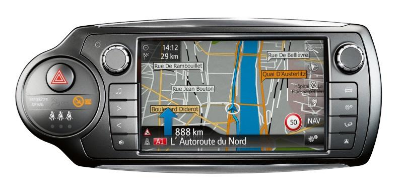 Toyota - Navigationssystem