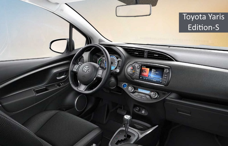Toyota Yaris Edition-1