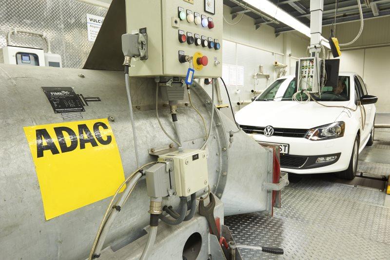 Umrüstung des VW Polo 1.2 TDI im ADAC-Test wirksam
