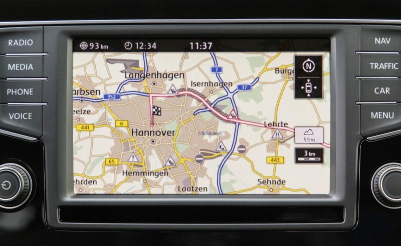 Volkswagen - Navigation
