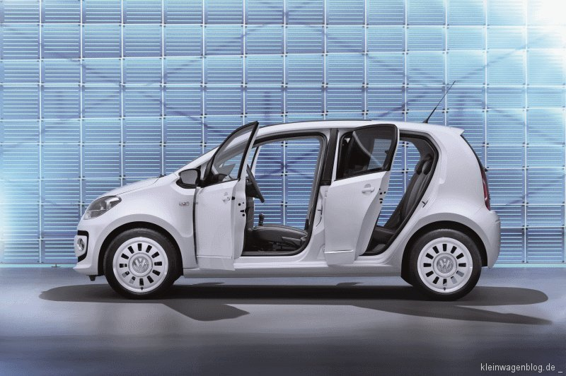 Volkswagen up! (Viertürer)