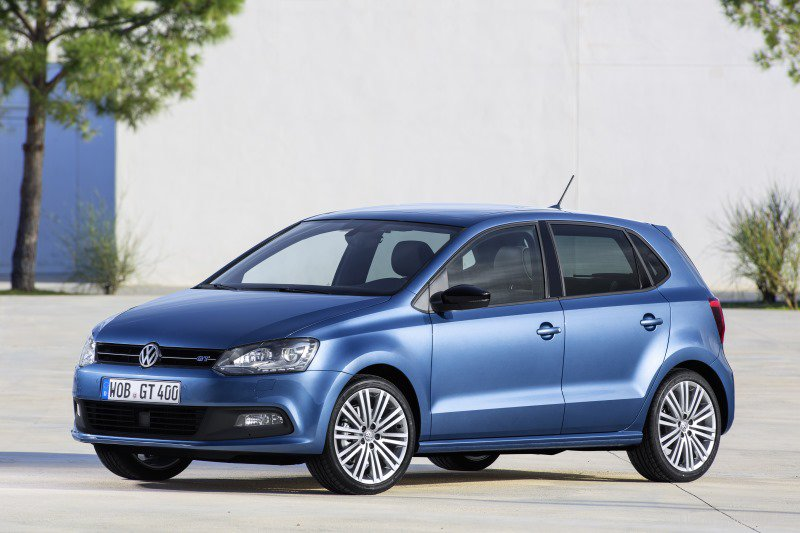 der neue vw polo bluegt ist ab sofort bestellbar. Black Bedroom Furniture Sets. Home Design Ideas