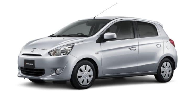Mitsubishi-Weltpremiere auf der Tokio Motorshow 2011: Der Mirage