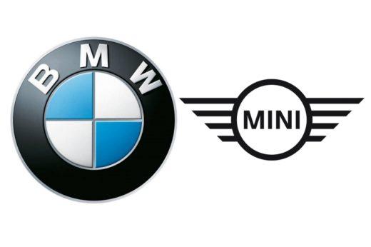 BMW-Logo | Mini-Logo