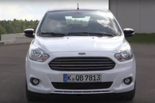 Ford KA+ 1,2 Ti-VCT White