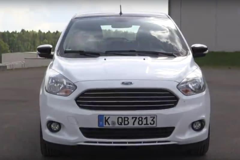 Video: Ford KA+ 1,2 Ti-VCT White – Kaufberatung, Test, Review | Ausfahrt.tv