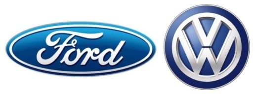 Ford-Logo | VW-Logo