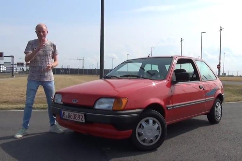 4Räder testet Ford Fiesta MK3