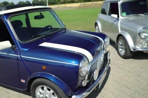 Mini Coopers Classic mit Leistungssteigerung!   Fahr doch