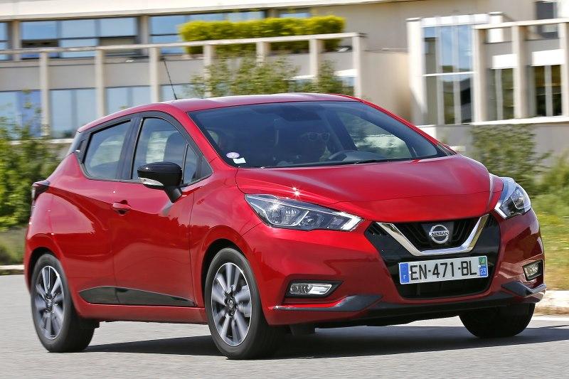 Nissan Micra: Dreifach sparen in den Null-Prozent-Wochen