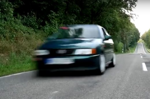 VW Polo 16V