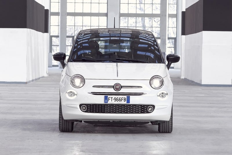 """Sondermodell Fiat 500 """"120th"""""""