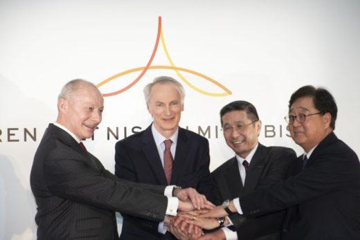 Renault-Nissan-Mitsubishi Allianz