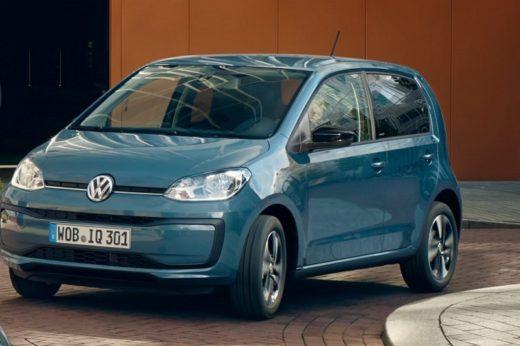 VW up! IQ.DRIVE