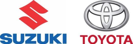 Suzuki-Logo | Toyota-Logo