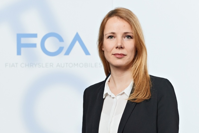 FCA: Rebecca Reinermann neue Director Customer Experience & Commercial Training