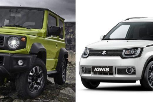 Suzuki Jimny | Suzuki Ignis