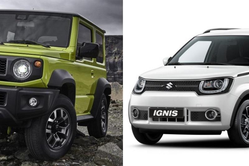 Video: Suzuki Jimny vs. Ignis | Vergleich | auto motor und sport