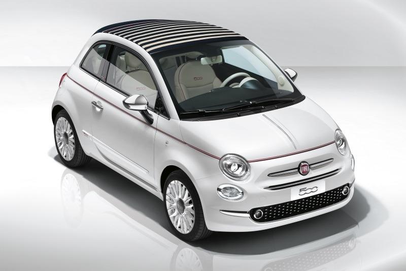 Spot für den neuen Fiat 500 Dolcevita