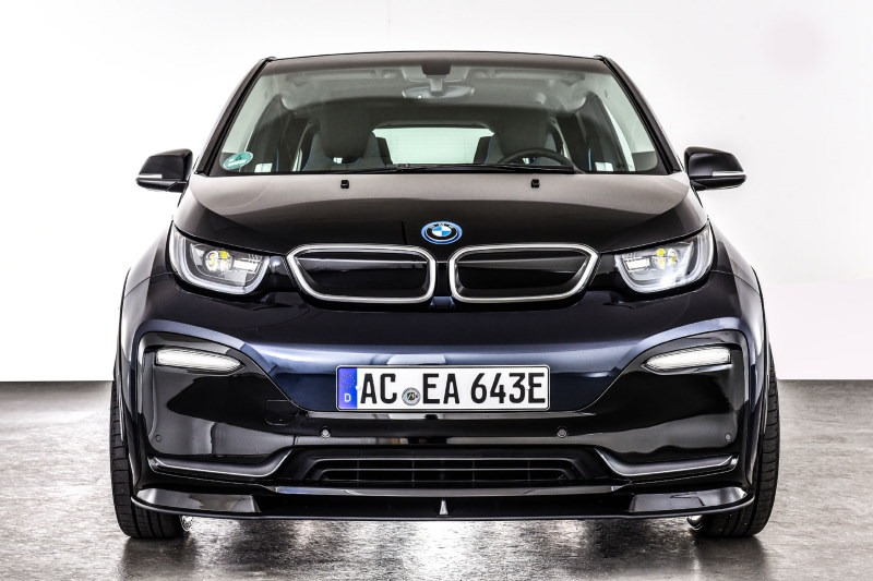 BMW i3 by AC Schnitzer: verbesserte Aero- und Fahrdynamik