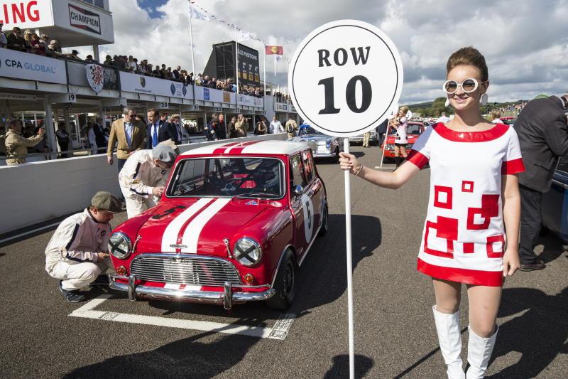 Goodwood Revival 2019: Mit dem classic Mini zurück ins Jahr 1959