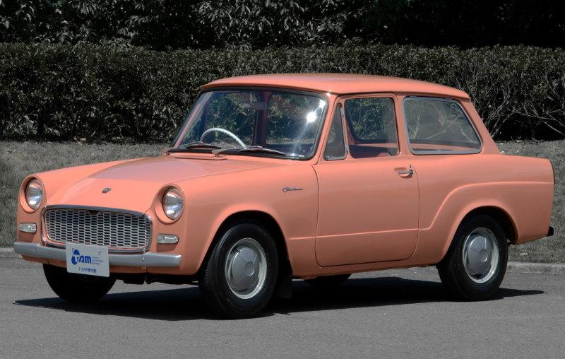 60 Jahre Toyota Kleinwagen: Geburtstagsparty für Publica, Starlet und Yaris