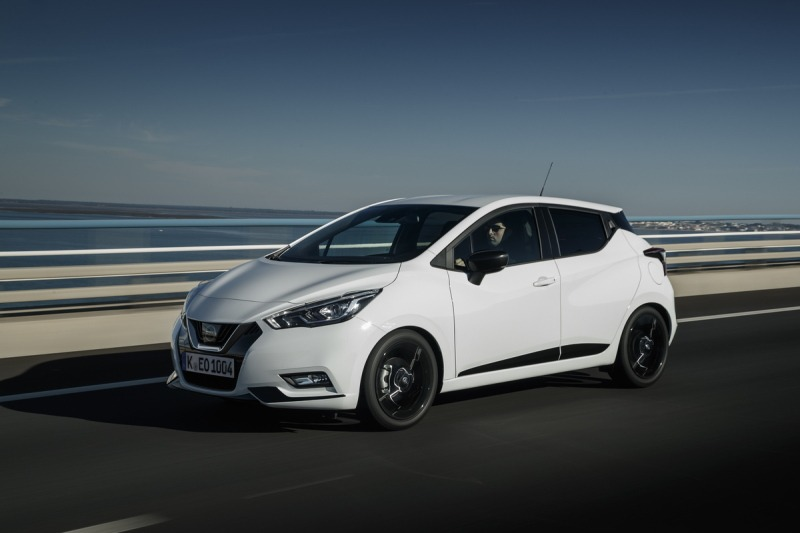 Video: Nissan Micra N-SPORT DIG-T | Mini-Sportler mit Alcantara-Interieur | Autophorie