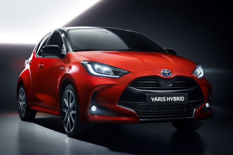 Video: Neuer Toyota Yaris mit Hybridantrieb | neuwagenvideo