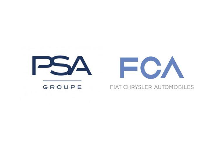 Groupe PSA und FCA vereinbaren Zusammenschlus