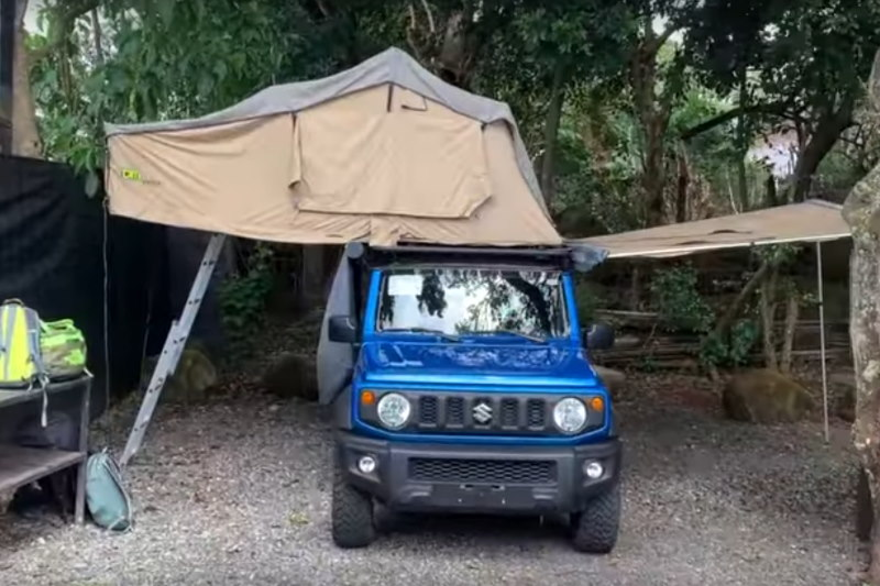 Videos: Mit dem Suzuki Jimny durch Costa Rica | Roadtrip
