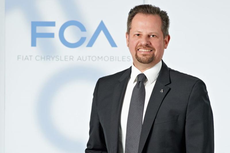 Harald Koch neuer Director Fleet & Business Sales von FCA Germany AG