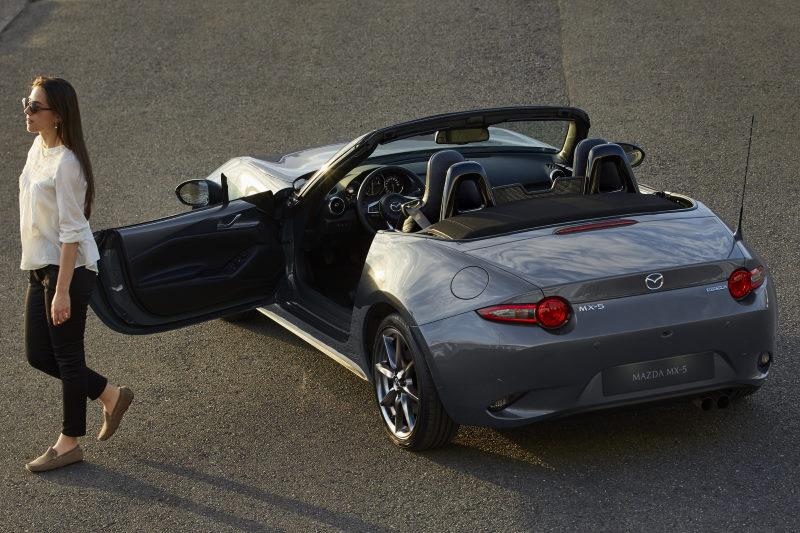Mazda MX-5 2020 mit neuer Angebotsstruktur