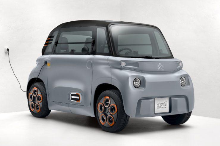 Citroen Ami, Video: 2020 Citroën Ami | Kleiner Freund für 20,– Euro im Monat? Fahrbericht | Test | Der-Autotester.de, Kleinwagenblog | Informationen über Autos bis 4 Meter