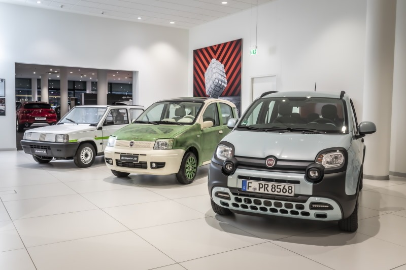 Happy Birthday Fiat Panda – die Erfolgsstory im Video