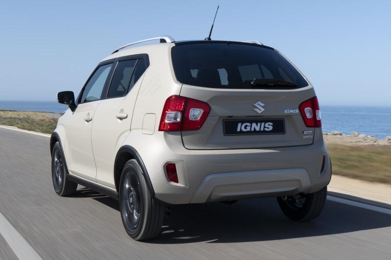 Suzuki Ignis überarbeitet