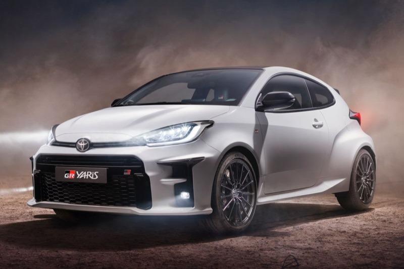 Toyota GR Yaris: Viel Leichtbau und hohe Verwindungssteifigkeit