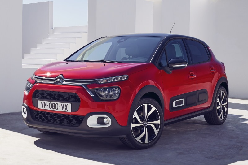 Neuer Citroën C3: Kompaktes Erfolgsmodell jetzt ab 13.990,– Euro bestellbar